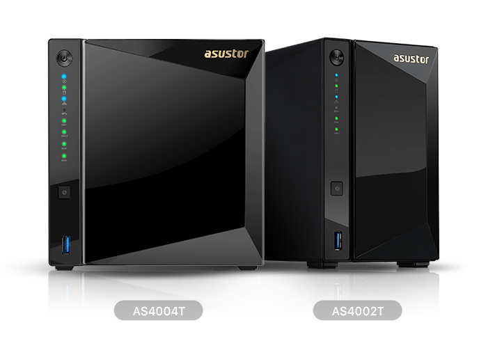 Asustor 華芸 NAS Asustor_banner Built with only two speeds, FAST and EXTREME.