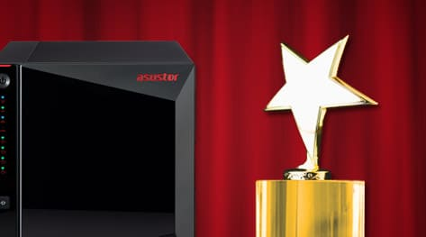 Asustor 華芸 NAS awards media review